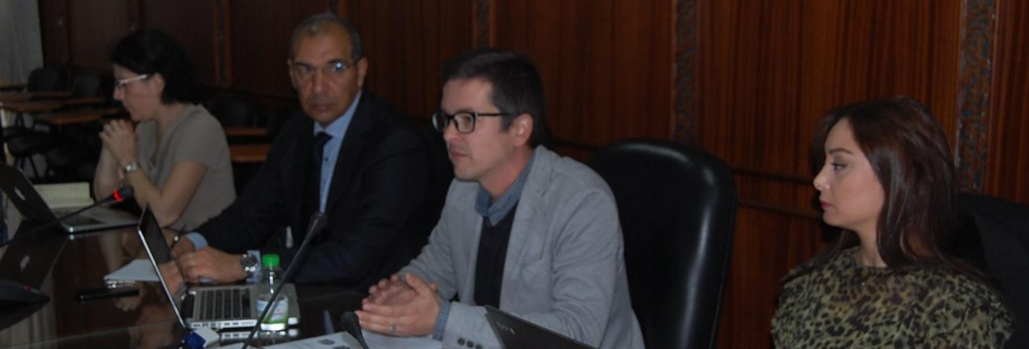 Séminaire conjoint : Ecole d'Urbanisme de Paris – INAU – CJB – CIST : Métropoles Marocaines en Mouvement