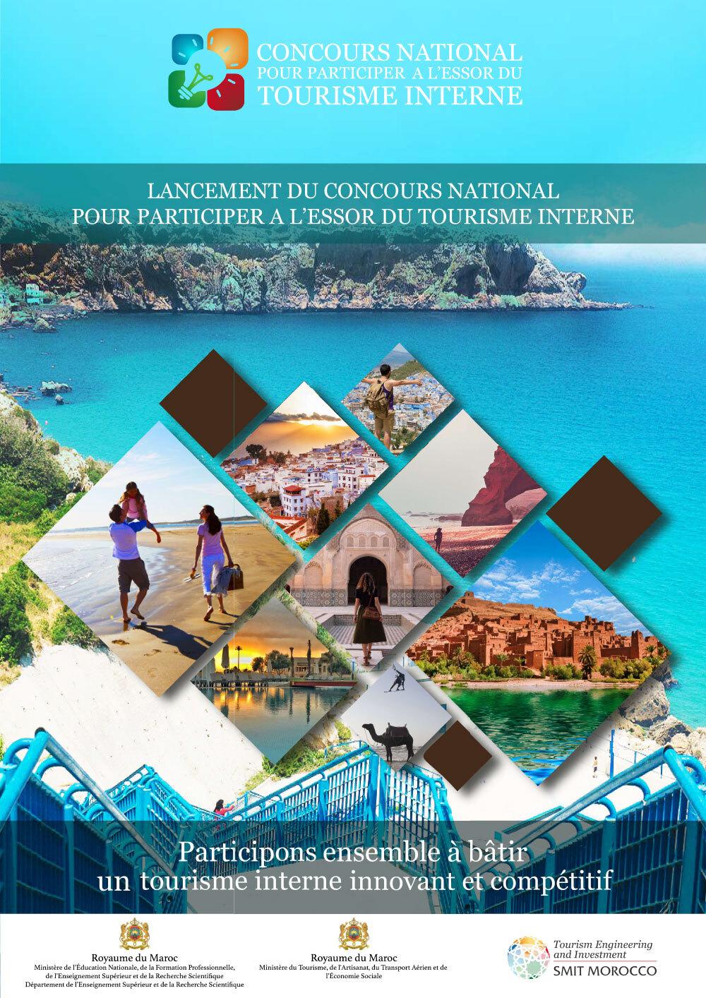 Concours National pour participer à l'essor du Tourisme Interne