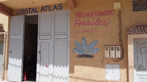 """Repérage des commerces de minerais """"précieux"""" dans la ville"""