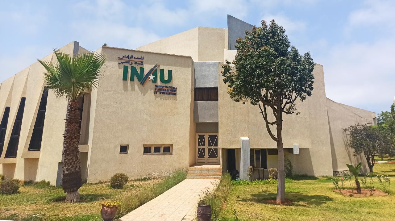 Concours d'accès à l'INAU au cycle du Diplôme de l'Institut National d'Aménagement et d'Urbanisme (DINAU) bac+5 2021-2022